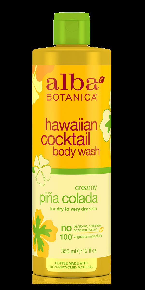 hawaiian cocktail body wash