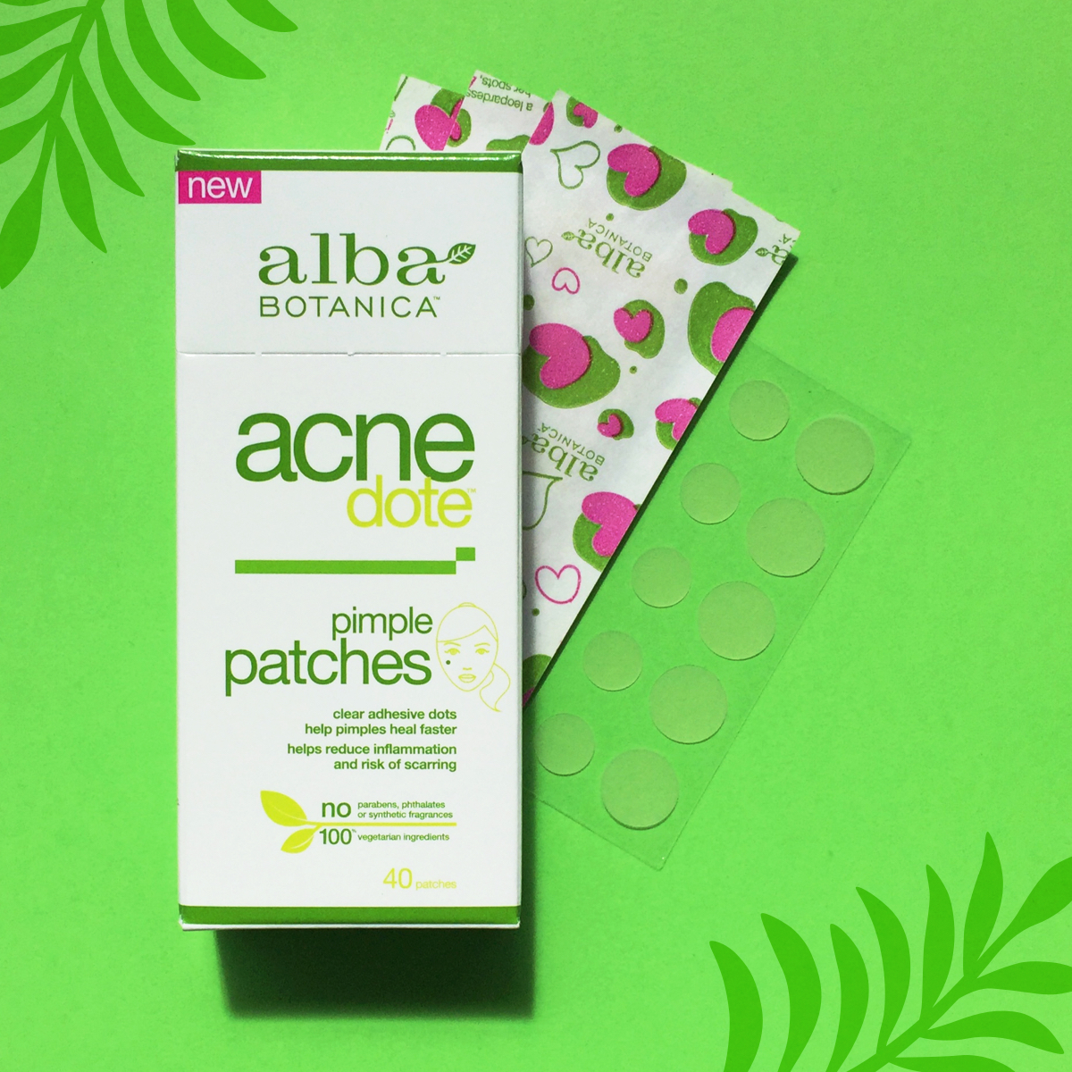 Pimple Patches
