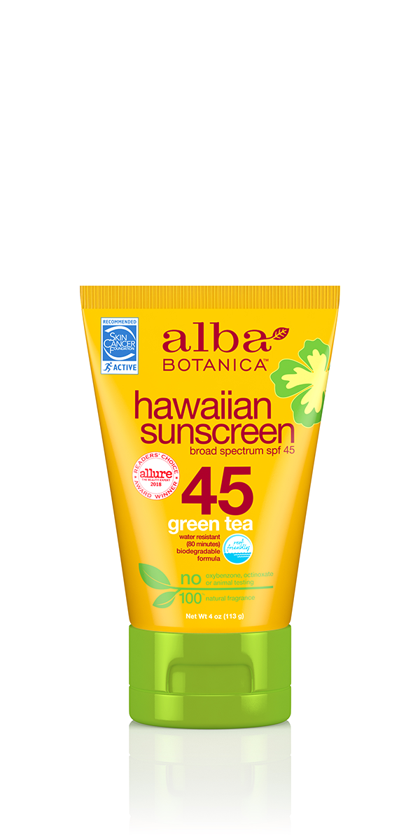 hawaiian sunscreen