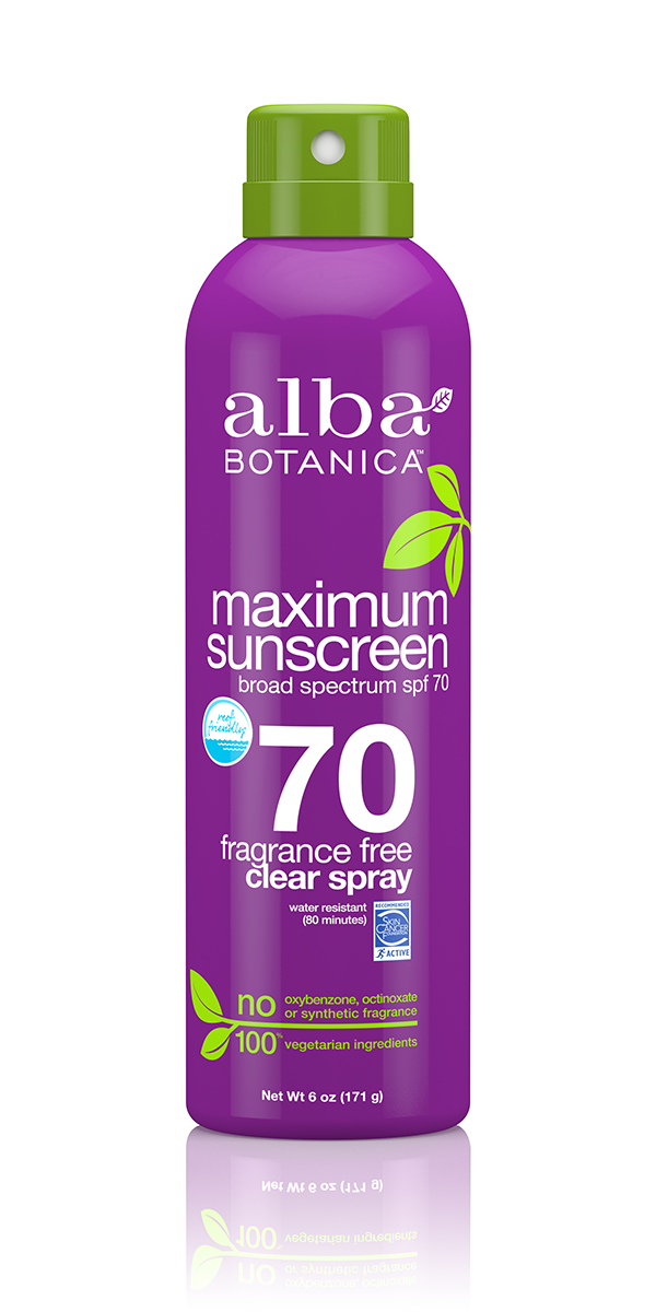 maximum sunscreen