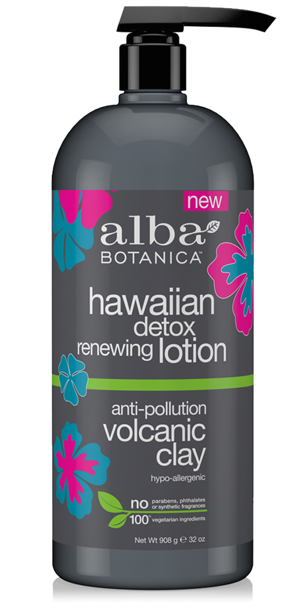 hawaiian detox renewing lotion