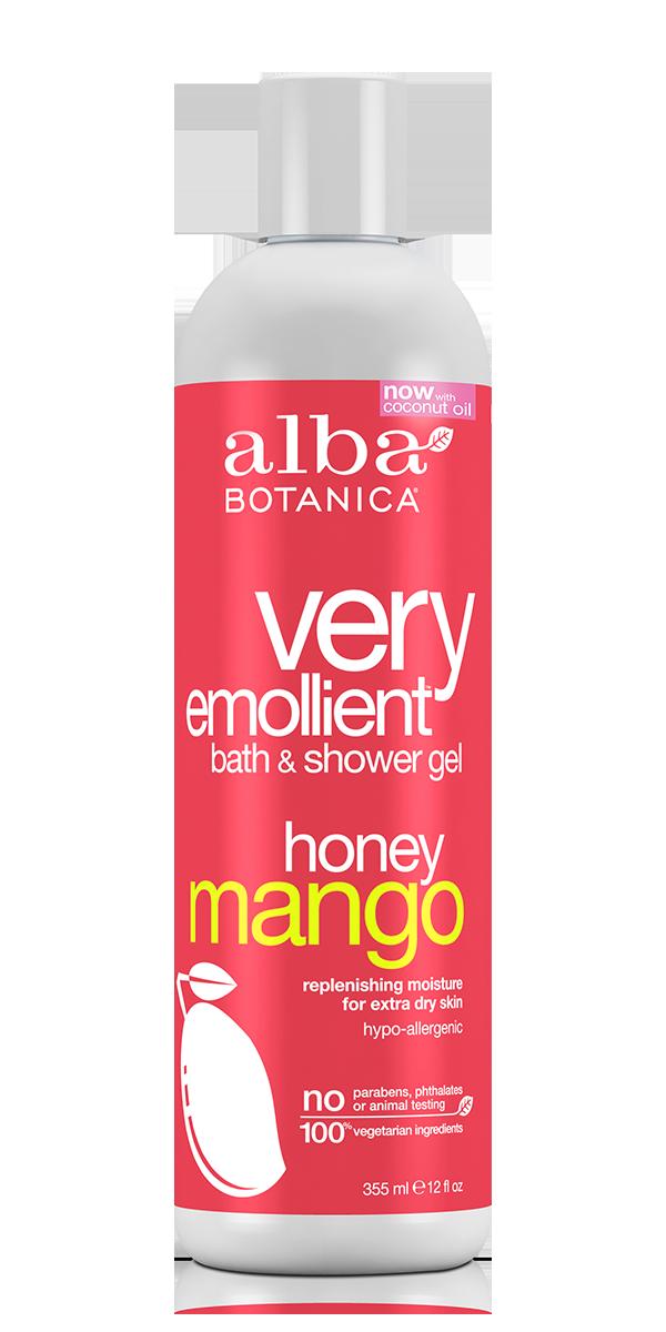 very emollient™ bath & shower gel