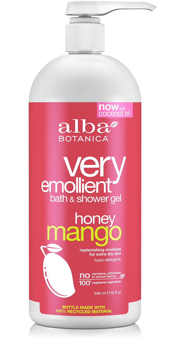 very emollient™ bath & shower gel