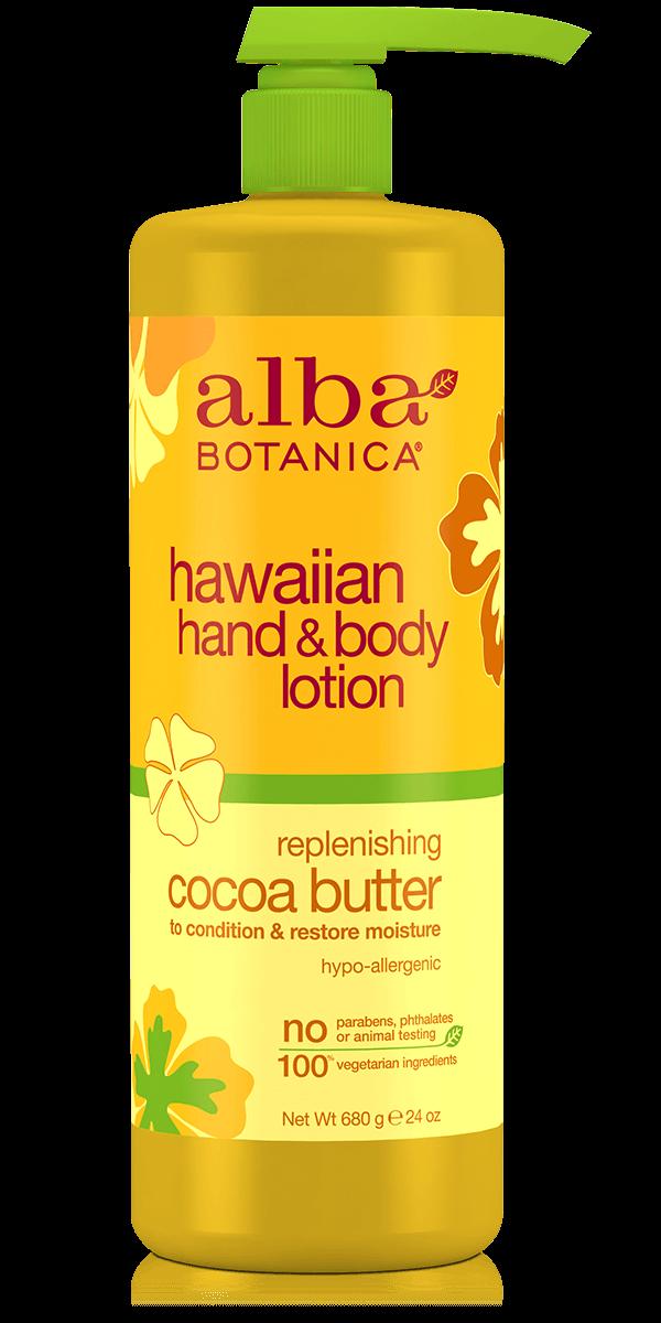 hawaiian hand & body lotion