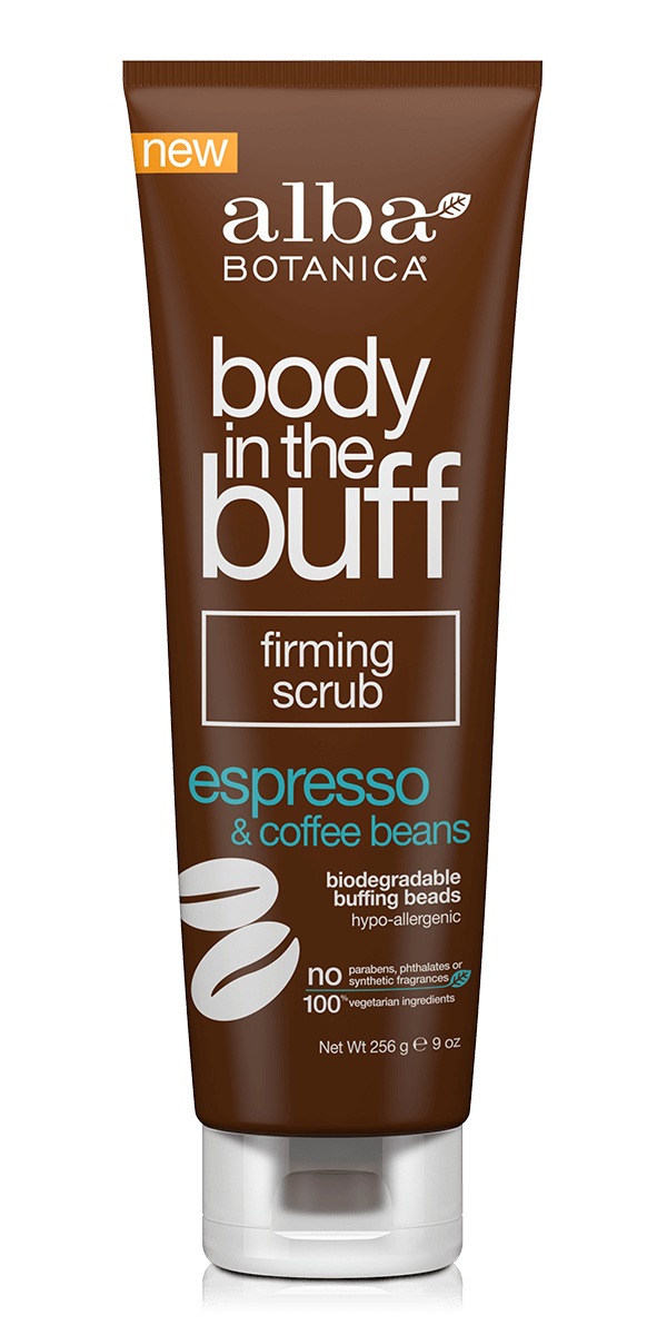 body in the buff firming scrub