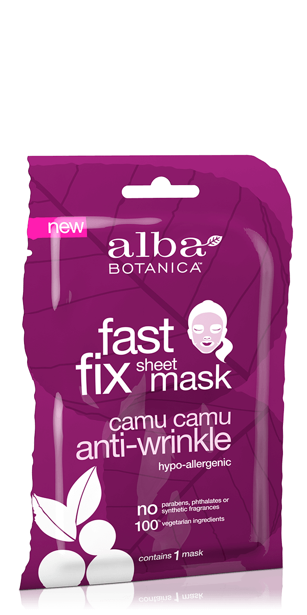 fast fix sheet mask