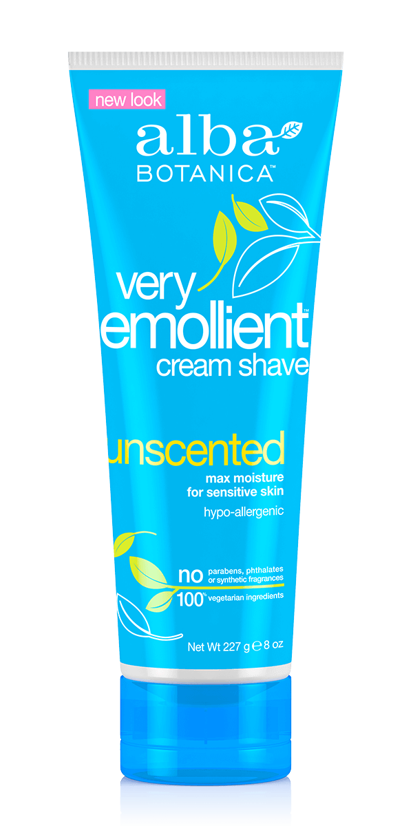 very emollient™ cream shave