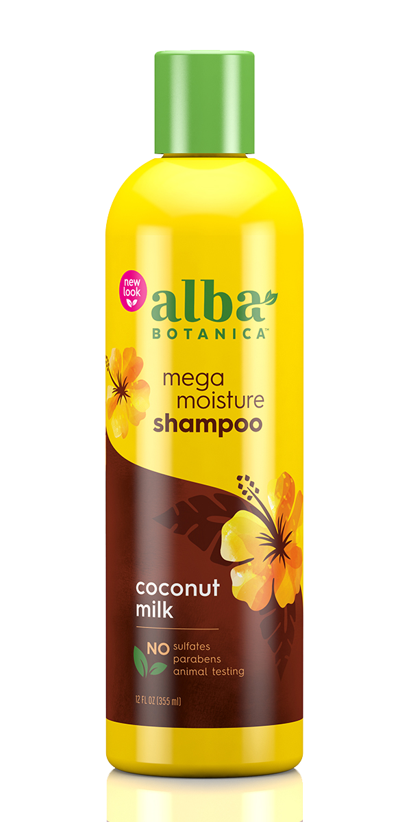 Mega Moisture Shampoo