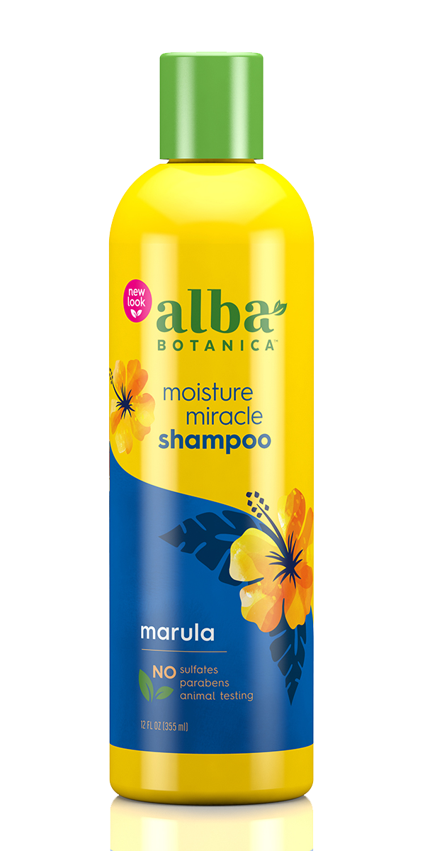 moisture miracle shampoo