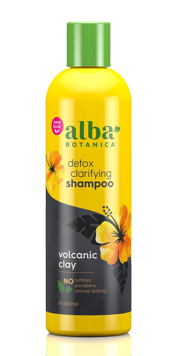 Detox Clarifying Shampoo