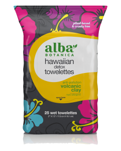 hawaiian detox towelettes