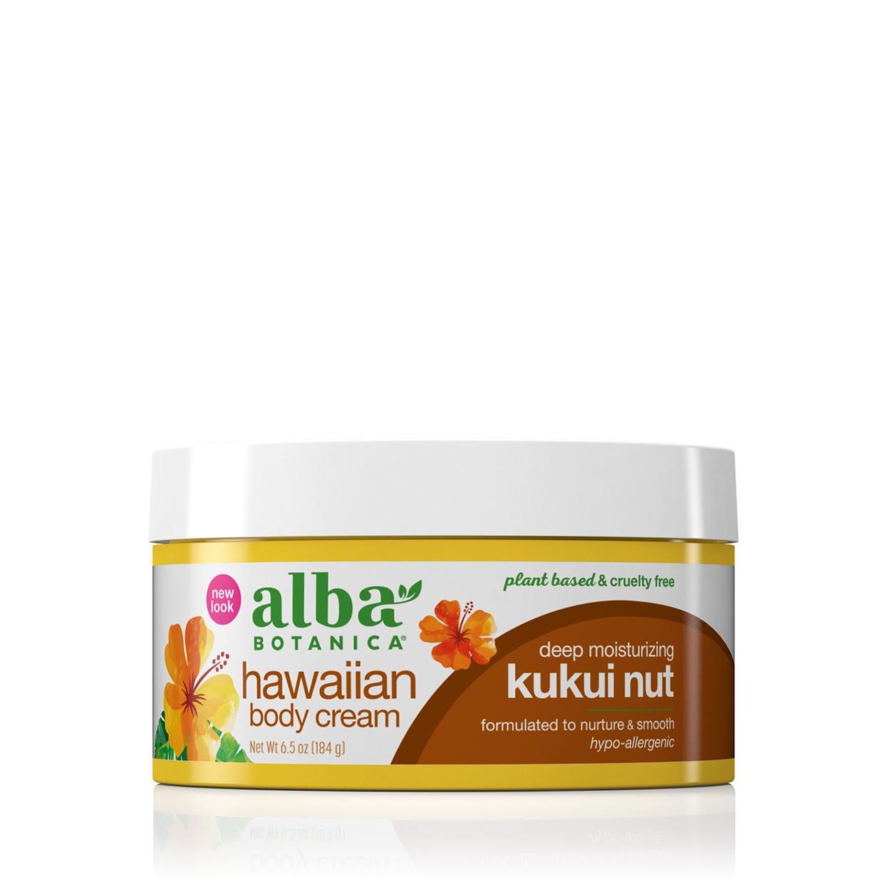 hawaiian deep moisturizing body cream
