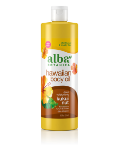 hawaiian deep moisturizing body oil