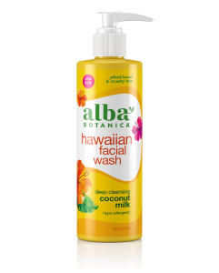 hawaiian facial wash