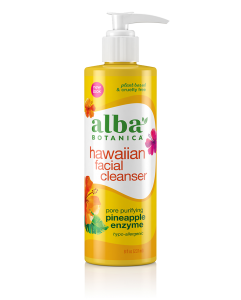 hawaiian facial cleanser