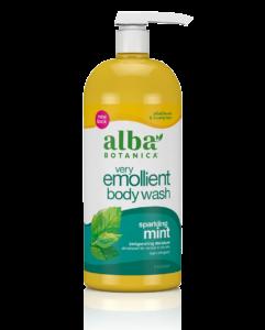 very emollient™ body wash