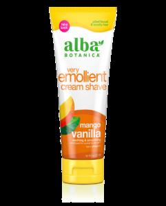 very emollient™ cream shave